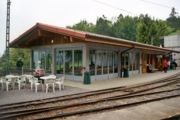 Blonay chamby chaulin depot mus e for Depot laden