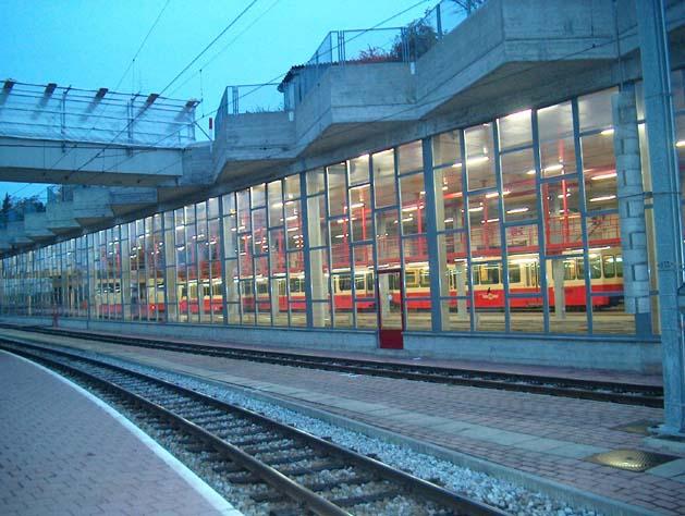 Fb station forch for Depot esslingen
